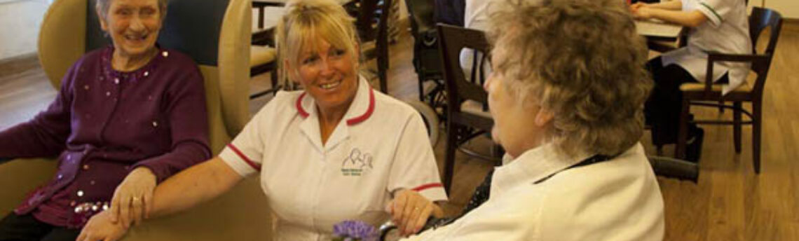 Resumption of visits to care homes