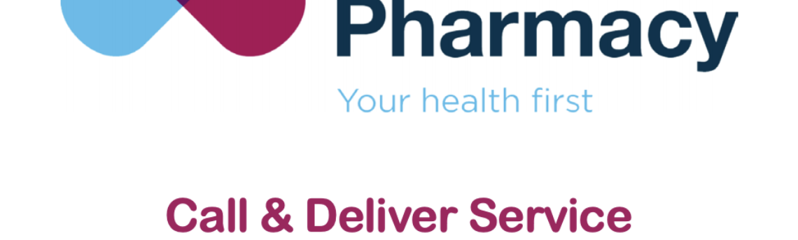 Why Not Take Advantage of Ballee Pharmacy's Call & Delivery Service for Your Loved ones in Hutchinson Care Homes? Its simple and quick..