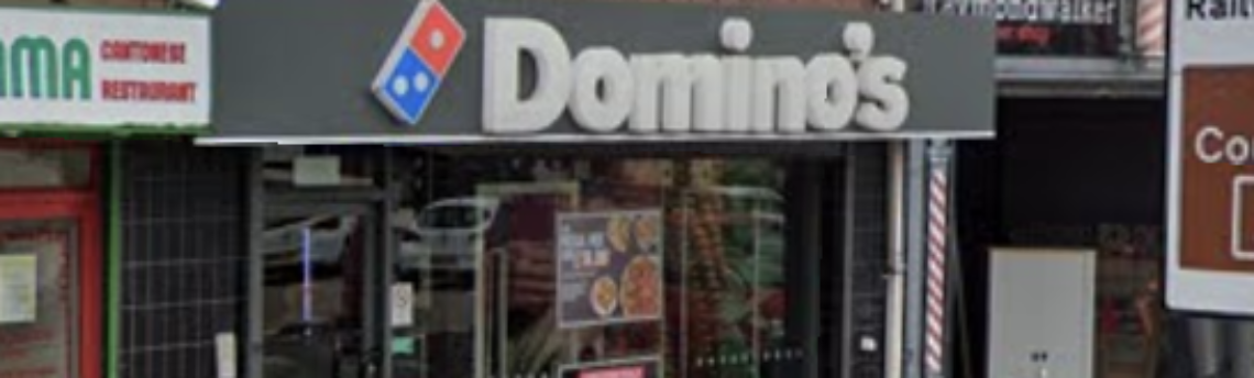 Mama Mia – Un Grande Grazie to Domino's Pizza Antrim From Massereene Manor