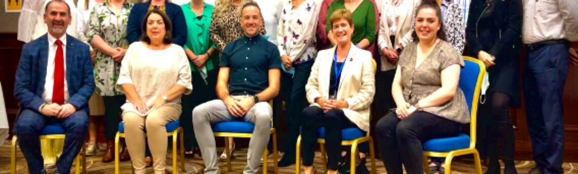 Hutchinson Care Homes Welcomes SAS: Who Dares Wins Winner Connor Smyth
